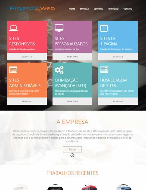 index of template images modelo site padrao lancamentos