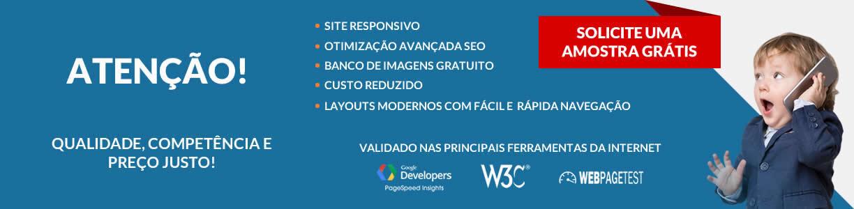 Modelos para Criação de Sites
