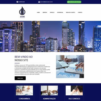 Agencia Web Empresa de Sites Vinhedo