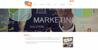 Agência de Desenvolvimento de Web Sites