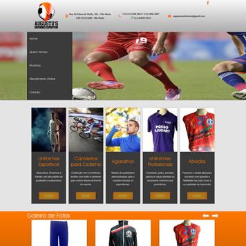 Desenvolvimento Web Sites Responsivos Campinas SP