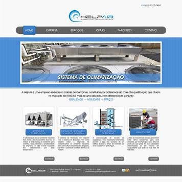 Desenvolvimento Web Sites Responsivos Vinhedo SP