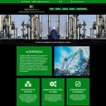 Desenvolvimento Web Sites Responsivos