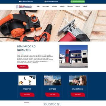 Desenvolvimento e Criação de Websites para Pequenas Empresas