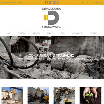 Desenvolvimento de Sites Responsivo