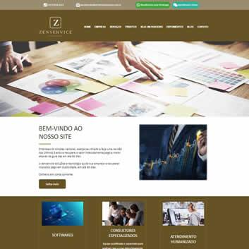 Desenvolve Sites Com Design Responsivo Valinhos SP