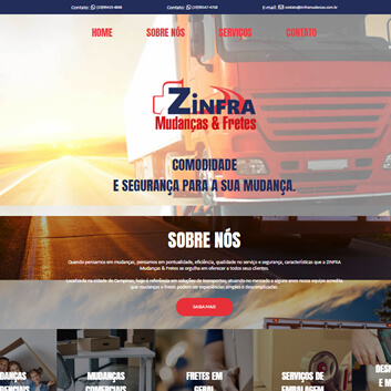 Empresas de Sites Valinhos SP