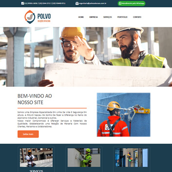 Empresas Desenvolve Sites Administravel