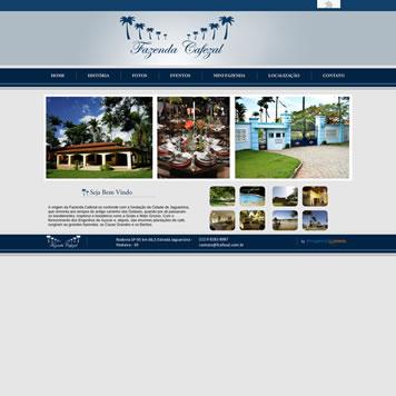 Serviços de Sites para Web