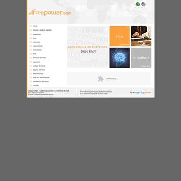 Serviços de Web com Designer Responsivo