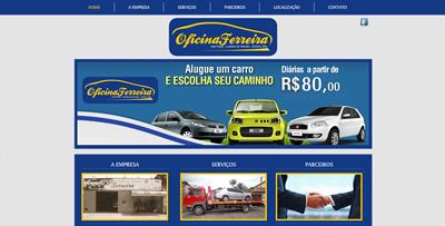 Site Empresarial, Moderno com Designer Responsivo