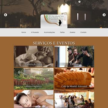 Site Empresarial Moderno com Otimização