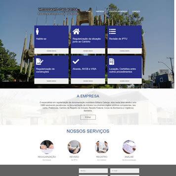 Site de Logo para Empresa