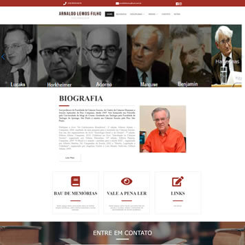 Site de Logo