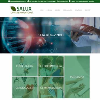 Sites Otimizado SEO com Design Responsivo em Campinas - SP
