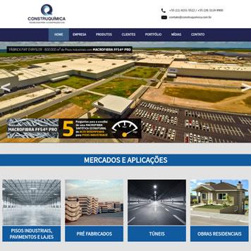 Empresas que Constroem Sites em Vinhedo - SP