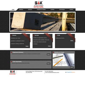 Sites Otimizado e Responsivo