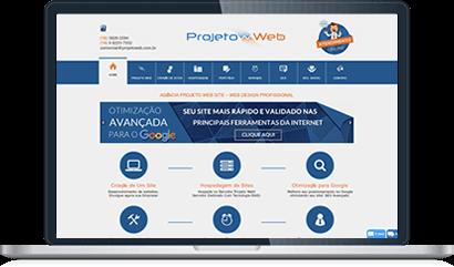 Site para Empresa MEI