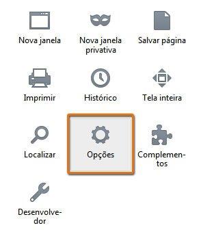 Como Limpar Cache do Navegador Firefox